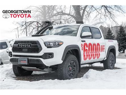 2019 Toyota Tacoma TRD Off Road (Stk: 9TA844) in Georgetown - Image 1 of 10