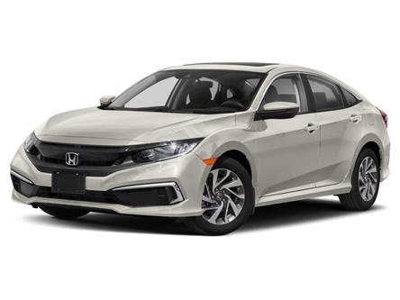 2020 Honda Civic EX (Stk: C20582) in Toronto - Image 1 of 9