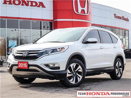 2015 Honda CR-V Touring (Stk: 3517) in Milton - Image 1 of 8
