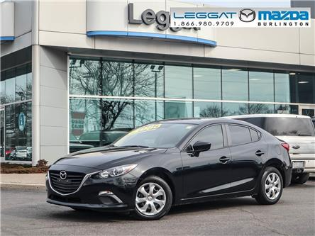 2016 Mazda Mazda3  (Stk: 2134) in Burlington - Image 1 of 27