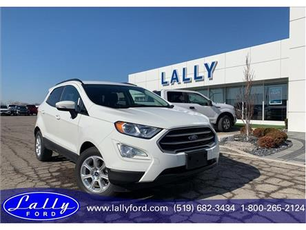2019 Ford EcoSport SE (Stk: 26235a) in Tilbury - Image 1 of 17