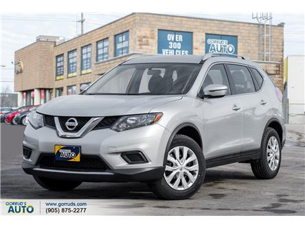2016 Nissan Rogue  (Stk: 874148) in Milton - Image 1 of 19