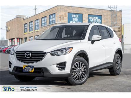 2016 Mazda CX-5 GX (Stk: 834341) in Milton - Image 1 of 19