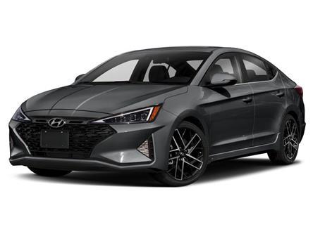 2020 Hyundai Elantra Sport (Stk: R20279) in Brockville - Image 1 of 9