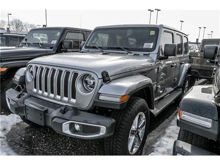 2020 Jeep Wrangler Unlimited Sahara (Stk: LC2030) in London - Image 1 of 4