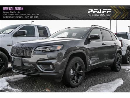 2020 Jeep Cherokee North (Stk: LC2200) in London - Image 1 of 4
