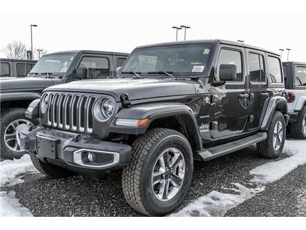 2020 Jeep Wrangler Unlimited Sahara (Stk: LC2233) in London - Image 1 of 5