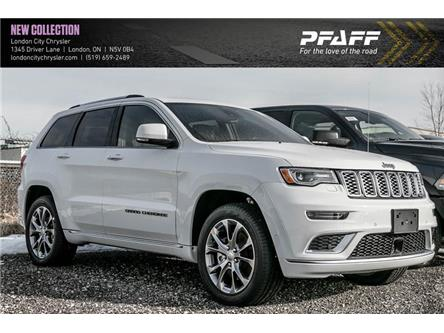 2020 Jeep Grand Cherokee Summit (Stk: LC2266) in London - Image 1 of 4