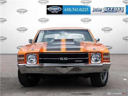 1971 Chevrolet CHEVELLE SS (Stk: P21195) in Toronto - Image 2 of 24