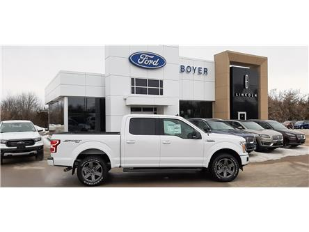 2020 Ford F-150 XLT (Stk: F2022) in Bobcaygeon - Image 1 of 20