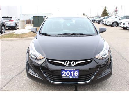 2016 Hyundai Elantra GL (Stk: 778342) in Milton - Image 2 of 14
