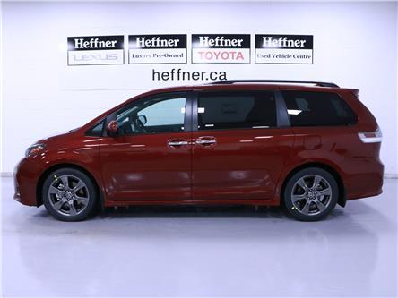 2020 Toyota Sienna SE 8-Passenger (Stk: 200944) in Kitchener - Image 2 of 5