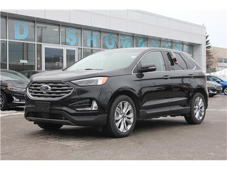 2019 Ford Edge Titanium (Stk: 953980) in Ottawa - Image 1 of 17