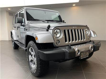2016 Jeep Wrangler Unlimited Sahara (Stk: B9226) in Oakville - Image 1 of 19