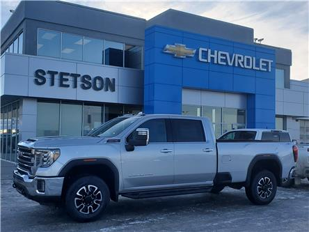2020 GMC Sierra 3500HD SLT (Stk: 20-040) in Drayton Valley - Image 1 of 14