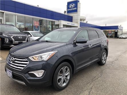 2016 Hyundai Santa Fe XL Base (Stk: 11608P) in Scarborough - Image 1 of 17