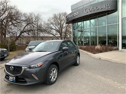 2017 Mazda CX-3 GS (Stk: 19358A) in Cobourg - Image 1 of 10