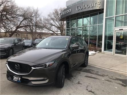 2017 Mazda CX-5 GT (Stk: 20053A) in Cobourg - Image 1 of 19