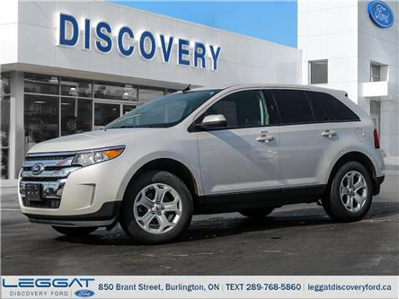 2014 Ford Edge SEL (Stk: 14-60151-T) in Burlington - Image 1 of 27