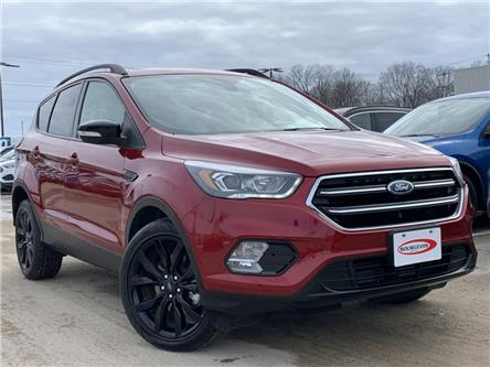 2019 Ford Escape Titanium (Stk: MT0512) in Midland - Image 1 of 20