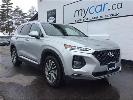 2019 Hyundai Santa Fe Preferred 2.4 (Stk: 200227) in Kingston - Image 1 of 21