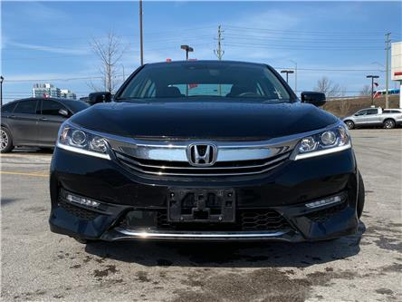 2016 Honda Accord EX-L (Stk: 2182P) in Richmond Hill - Image 2 of 21