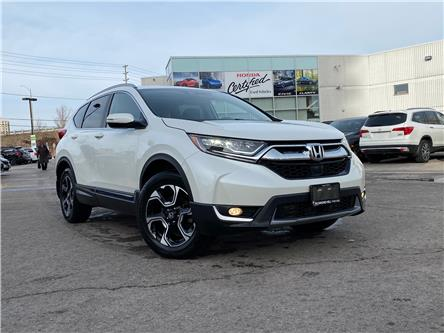 2017 Honda CR-V Touring (Stk: 202264P) in Richmond Hill - Image 1 of 26