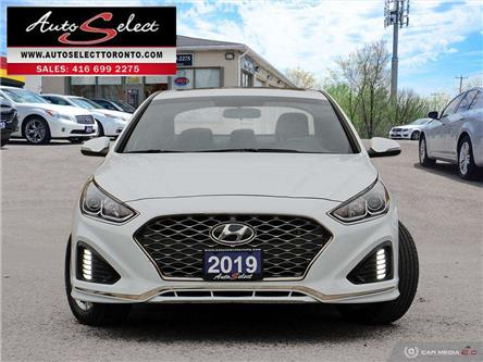 2019 Hyundai Sonata Sport (Stk: 1HN9T31) in Scarborough - Image 2 of 29