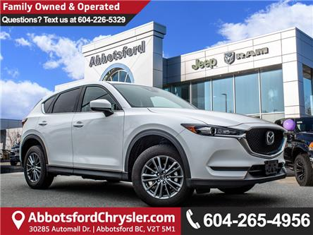 2019 Mazda CX-5 GS (Stk: AA0187) in Abbotsford - Image 1 of 27