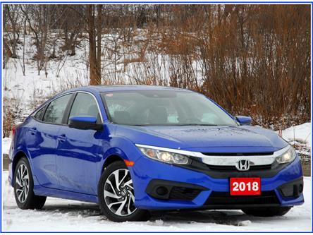 2018 Honda Civic EX (Stk: D96590B) in Kitchener - Image 1 of 17