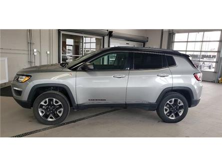 2018 Jeep Compass Trailhawk (Stk: P1061) in Ottawa - Image 2 of 15