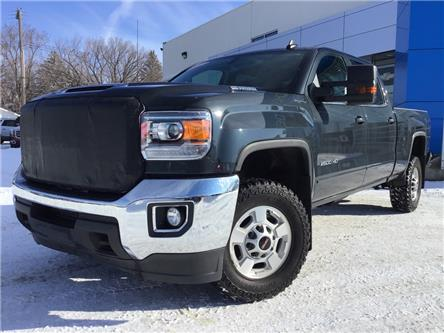 2018 GMC Sierra 2500HD SLE (Stk: 194669) in Brooks - Image 1 of 18