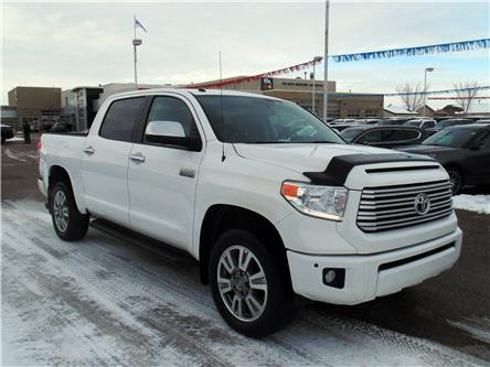 2017 Toyota Tundra  (Stk: 182558) in Medicine Hat - Image 1 of 23