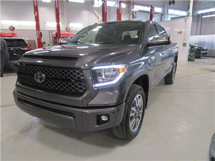 2018 Toyota Tundra Platinum 5.7L V8 (Stk: 1992132) in Moose Jaw - Image 1 of 32