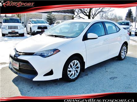 2017 Toyota Corolla LE (Stk: 1582) in Orangeville - Image 1 of 26