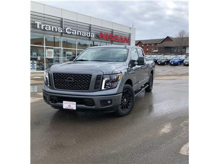 2019 Nissan Titan SV Midnight Edition (Stk: 91263) in Peterborough - Image 1 of 24