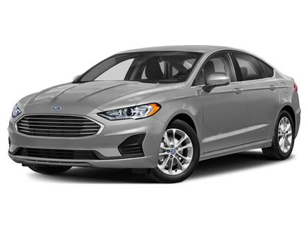 2019 Ford Fusion SE (Stk: 9802) in Miramichi - Image 1 of 9