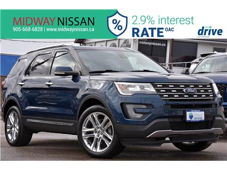 2017 Ford Explorer Limited (Stk: LC300333A) in Whitby - Image 1 of 40