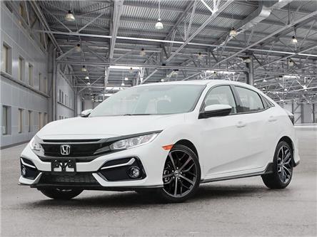 2020 Honda Civic Sport (Stk: 9L28370) in Vancouver - Image 1 of 23