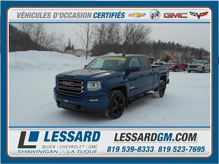 2018 GMC Sierra 1500 Base (Stk: E0001A) in Shawinigan - Image 1 of 27