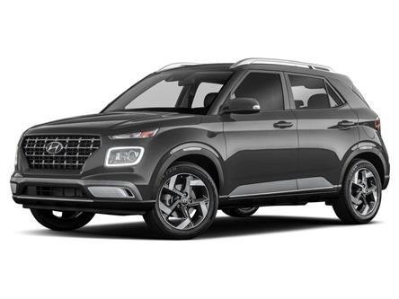 2020 Hyundai Venue Ultimate w/Black Interior (IVT) (Stk: N22138) in Toronto - Image 1 of 2