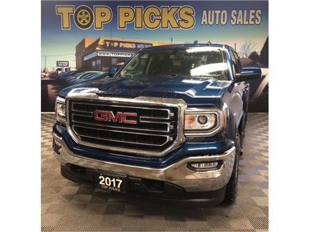 2017 GMC Sierra 1500 SLE (Stk: 455109) in NORTH BAY - Image 1 of 28