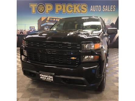 2020 Chevrolet Silverado 1500 Silverado Custom (Stk: 132903) in NORTH BAY - Image 1 of 30