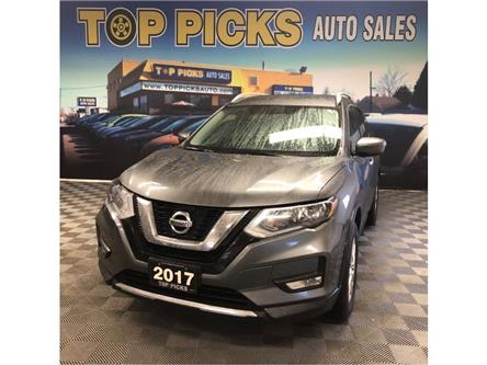 2017 Nissan Rogue SV (Stk: 762565) in NORTH BAY - Image 1 of 29