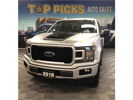 2018 Ford F-150 XLT (Stk: B91973) in NORTH BAY - Image 1 of 28