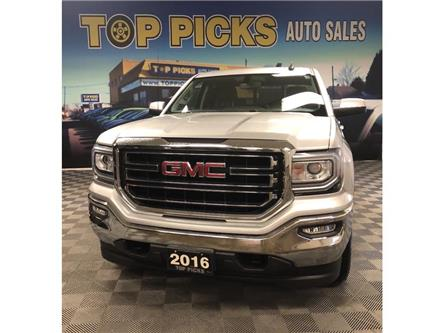 2016 GMC Sierra 1500 SLE (Stk: 153187) in NORTH BAY - Image 1 of 28