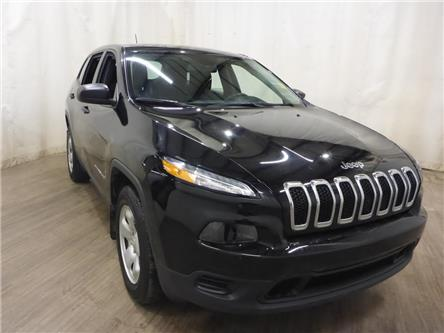 2017 Jeep Cherokee Sport (Stk: 20021857) in Calgary - Image 1 of 27
