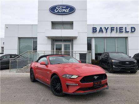 2019 Ford Mustang GT Premium (Stk: MS191388) in Barrie - Image 1 of 15