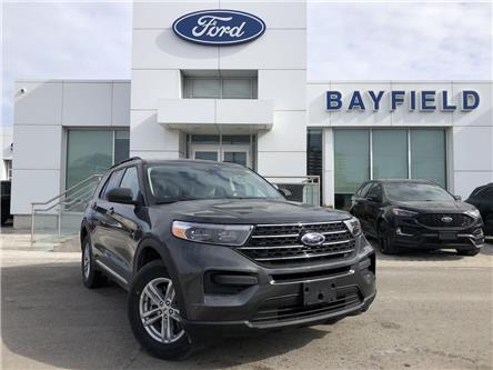 2020 Ford Explorer XLT (Stk: EX20301) in Barrie - Image 1 of 16