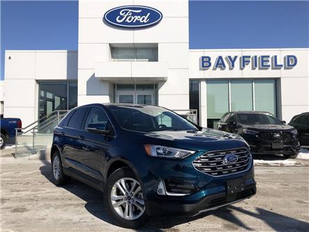 2020 Ford Edge SEL (Stk: ED20327) in Barrie - Image 1 of 16